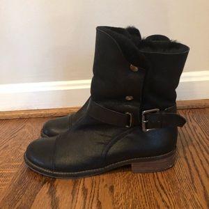 Matt Bernson Tundra Shearling Fold Down Boots. 8